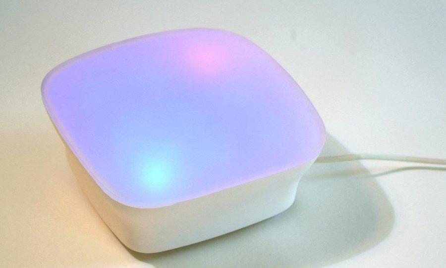 objets connectes lampe dal la premiere lampe connectee
