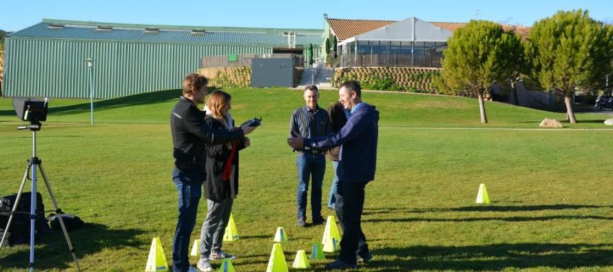 [Test] Drone Practice, un concept innovant pour s'initier au pilotage de drone