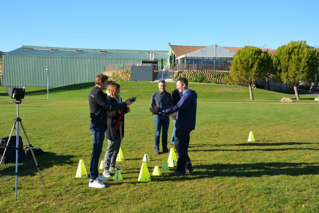 initiation au pilotage de drone avec Drone-Provence