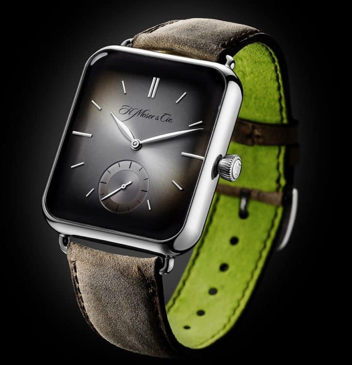 Alp Watch montre Apple Watch