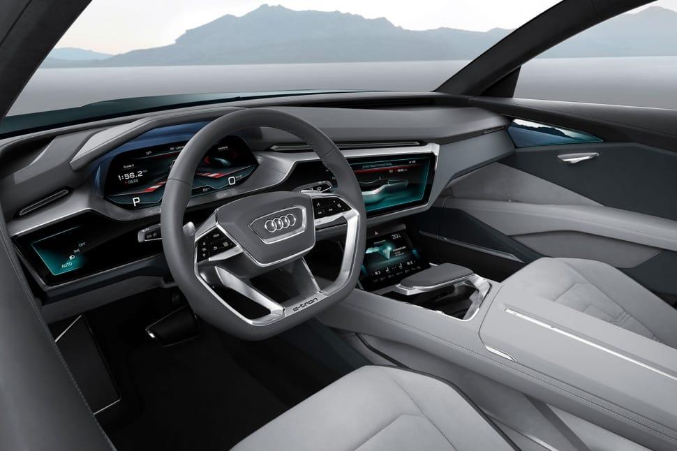 Audi tableau de bord