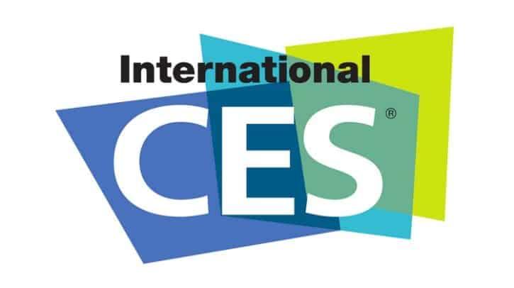 Logo du CES Las Vegas