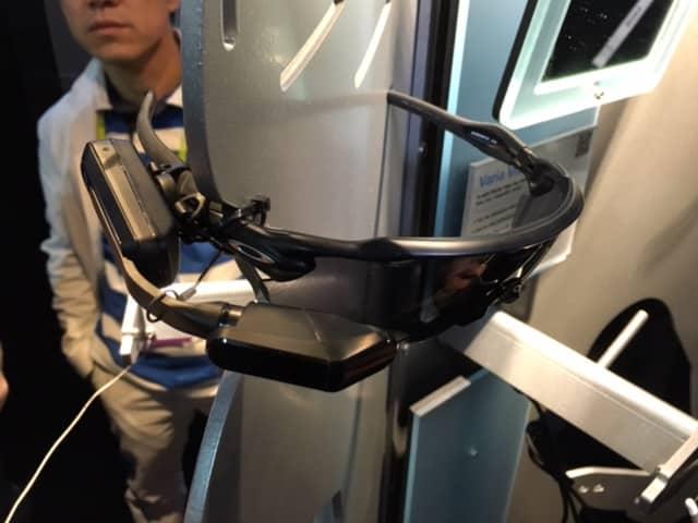 Garmin Varia Vision lunettes connectées