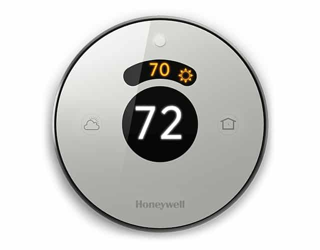 honeywell lyric comparatif des thermostats connectes