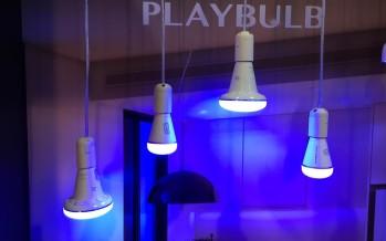CES 2016 : Playbulb diversifie sa gamme de lampes connectées