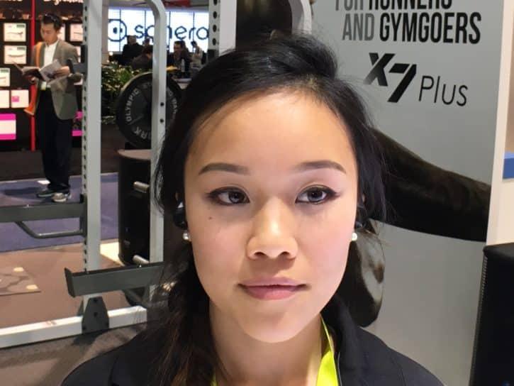 ces Mee X7 Plus face