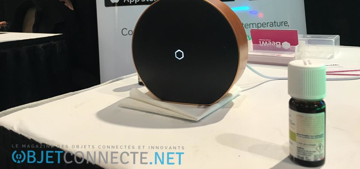 CES 2016 BeeWi