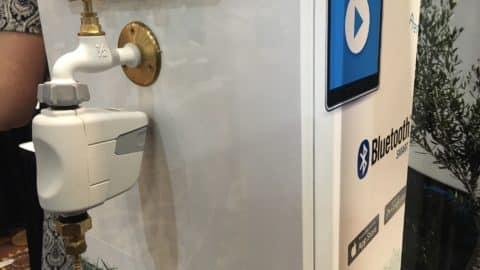 Le meilleur des objets connect s cologiques - Robinet thermostatique connecte ...