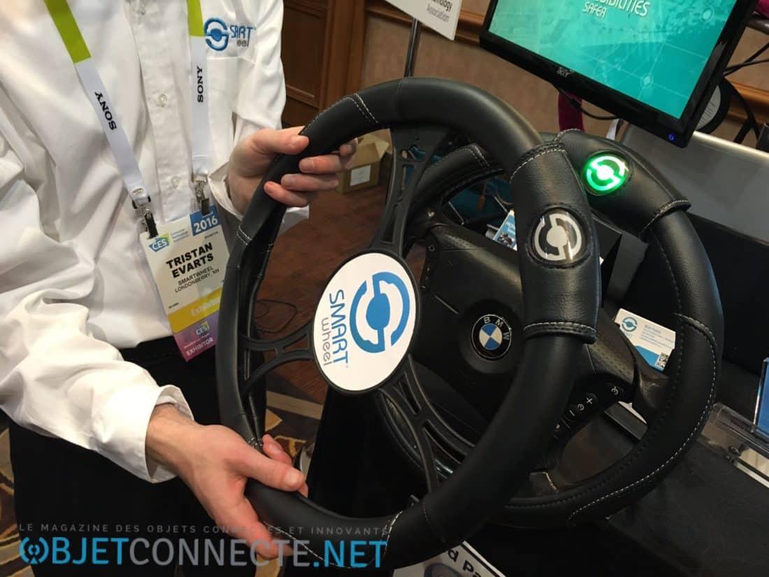 Smartwheel CES 2016