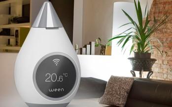 CES 2016 : le thermostat Ween en pointe sur le salon