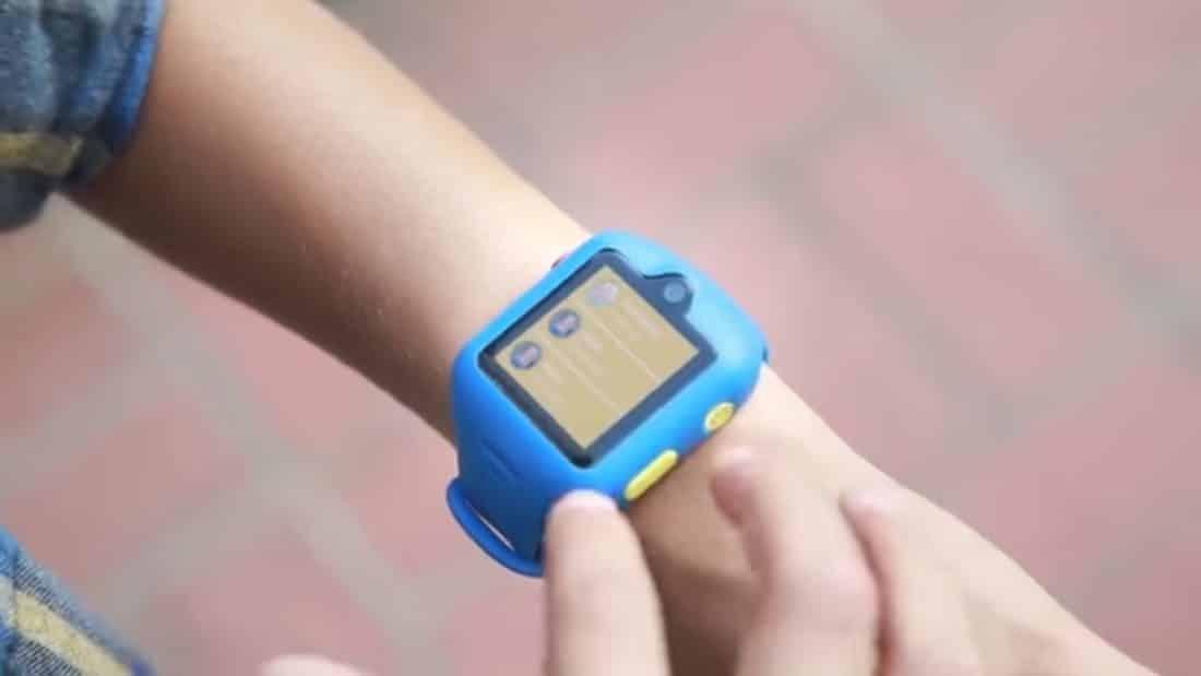montre connectée Doki Watch