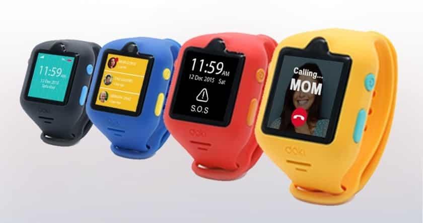 Bracelet GPS Doki Watch 2