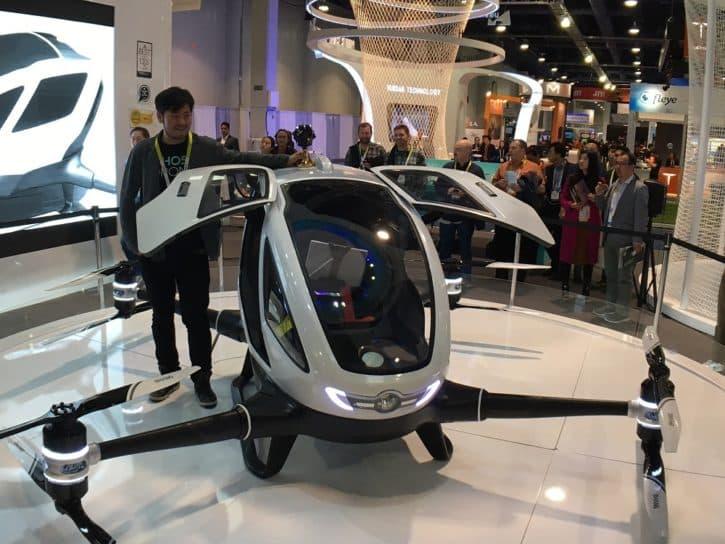 drone transport 184