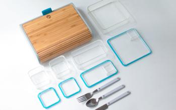 Mangez connecté avec la lunchbox Prepd !