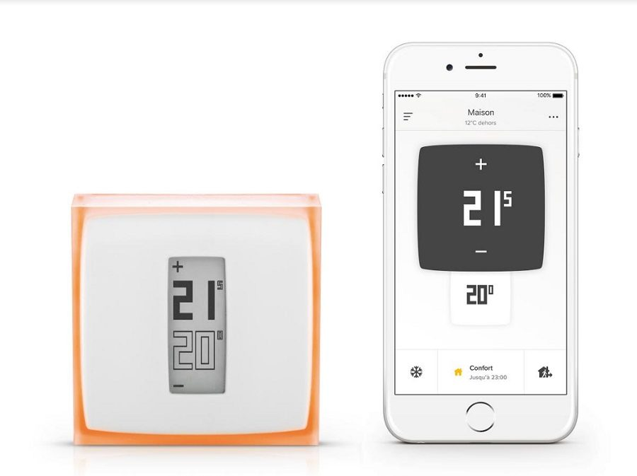 netatmo comparatif thermostat