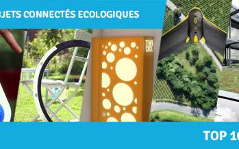 Le meilleur des objets connectés écologiques