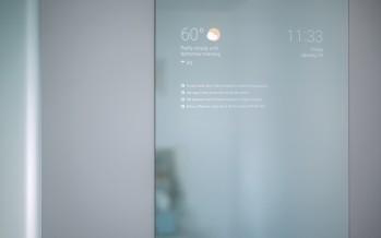 Mon beau miroir Google… Donne-moi la météo et les infos !