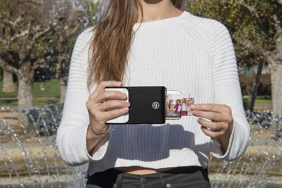 Prynt polaroid réalité augmentée