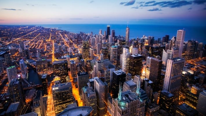 Chicago, ville intelligente