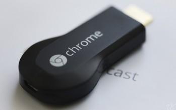 Google Cast directement intégré à tous les téléviseurs