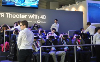 [MWC 2016] L'irrésistible attraction VR