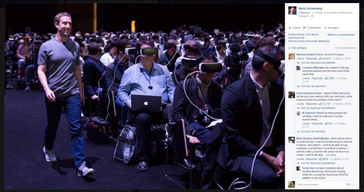 MWC 2016 Zuckerberg photo