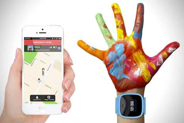 Bracelet GPS Filip im1