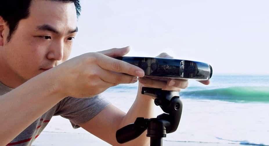 Caméra 360 degrés Samsung Gear 360 VR