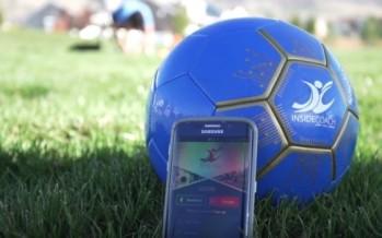InsideCoach, le ballon connecté qui veut entrer en jeu