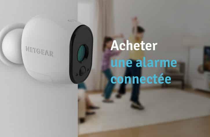 Domotique un guide pour vous aider dans vos achats Alarme camera maison