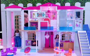 Barbie aussi a droit à sa maison connectée !