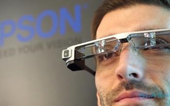 [MWC 2016] Moverio BT-300 : nouvelle version des lunettes connectées d'Epson