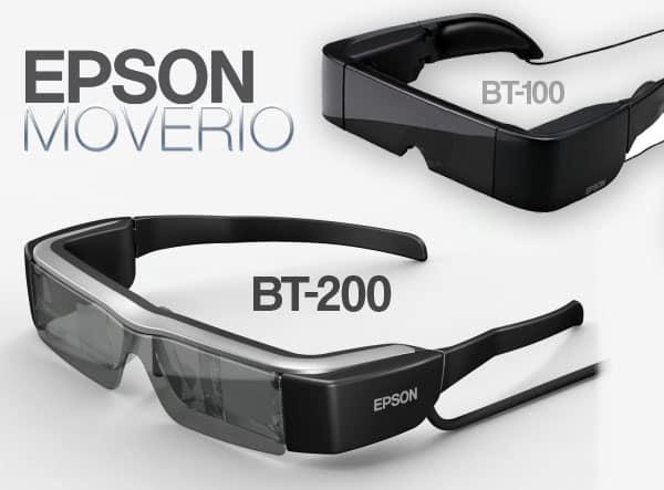MWC 2016, EPSON et ses lunettes intelligentes