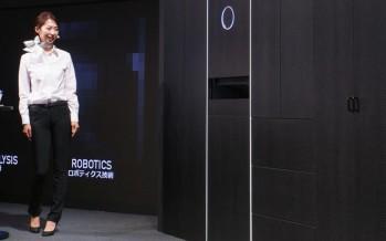 Laundroid, le premier robot plieur de vêtement va sauver les couples du monde entier