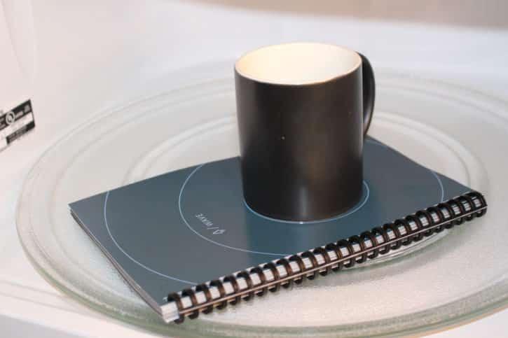 mug et rocketbook wave