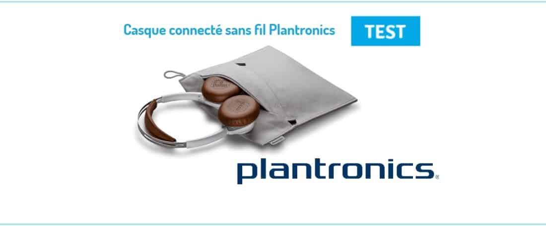 Tes BackBeat Sense Plantronics