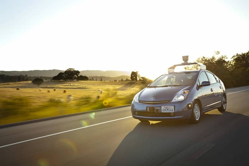 voiture autonome Google Car Self driving