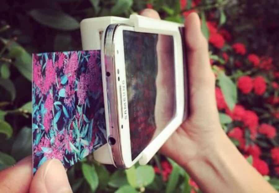 Prynt imprimer photo polaroid