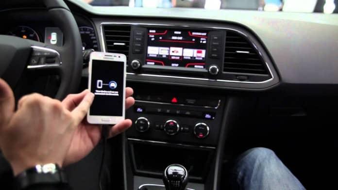 samsung connect auto mwc 2016