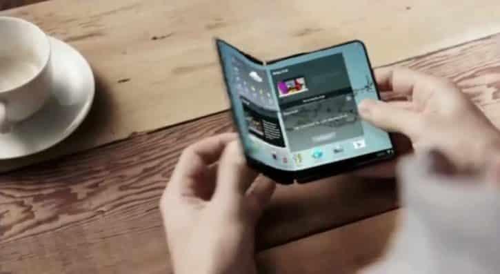 Smartphone souple im2