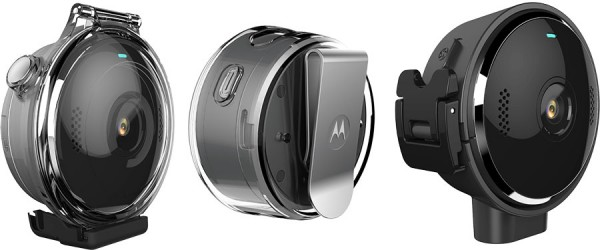 MWC 2016 Motorola VerveLife : VerveCam