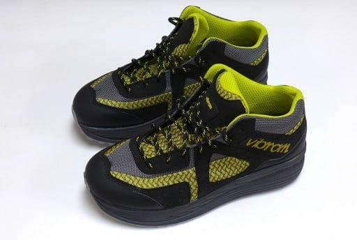 vibram hero project les chaussures qui produisent de l'énergie
