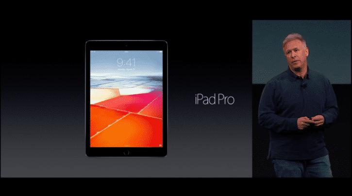 apple keynote ipad pro