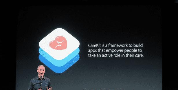 apple keynote carekit