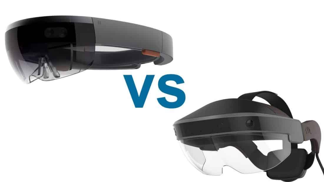 HoloLens VS Meta 2 comparatif
