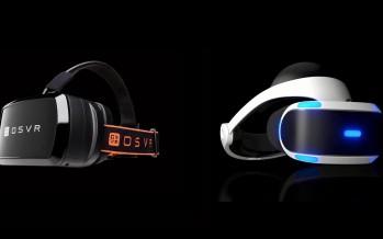 Playstation VR vs OSVR de Razer – Quel est le meilleur casque ?