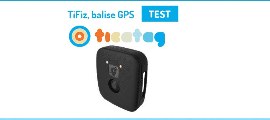 TiFiz Ticatag balise GPS connectee