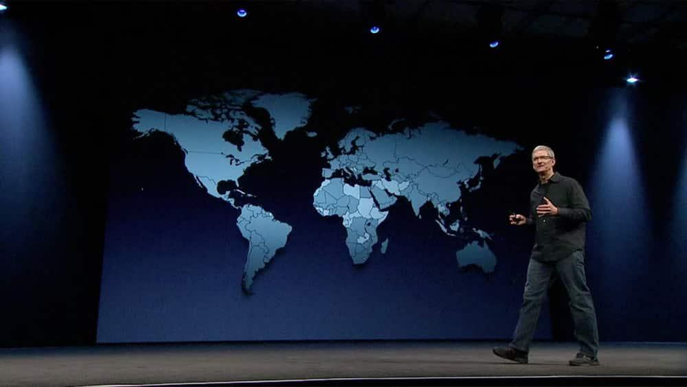 conference apple keynote