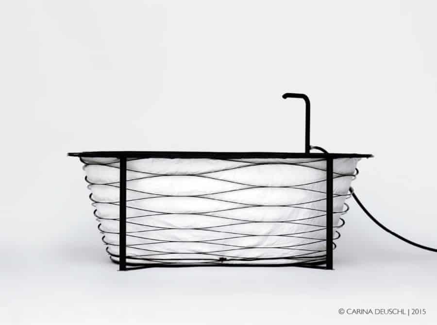 journée mondiale de l'eau, baignoire 2