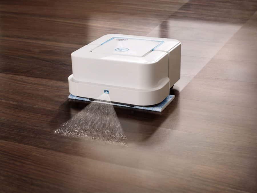 nettoyeur de sols Braava Jet Mopping Robot 2
